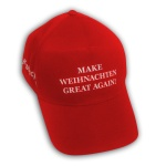 Base Cap: Make Weihnachten Great Again